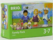 Brio 33951 Family pack - reduced